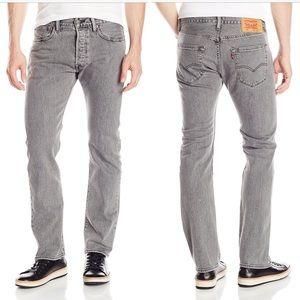 Levi's 501 Men's Original Fit  Jeans
